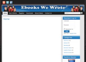 ebookswewrote.com