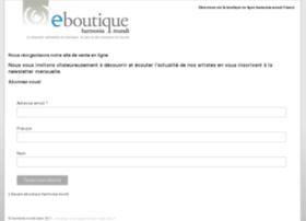 eboutique.harmoniamundi.com