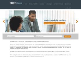 ebrdjobs.com