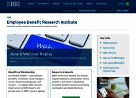ebri.org