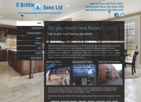 ebrittleandsonscarpets.co.uk
