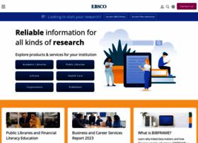 ebsco.com