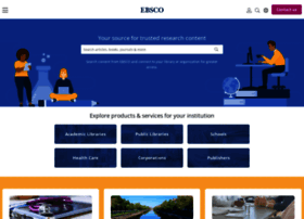 Ebscohost.com