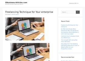 ebusiness-articles.com
