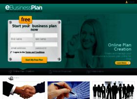ebusinessplan.com