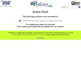ebylaws.capta.org