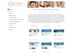 eca-foundation.eu