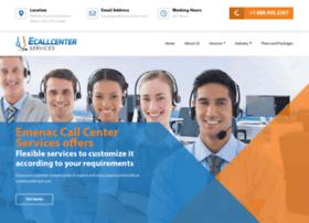 ecallcenterservices.com