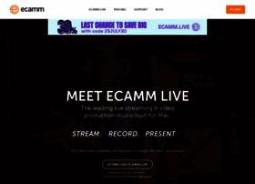 ecamm.com