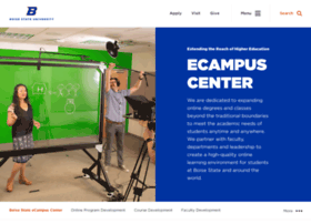 ecampus.boisestate.edu
