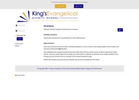 ecampus.kingsdivinity.org
