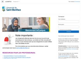 ecampus.ustboniface.ca