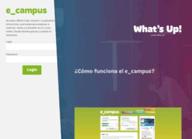 ecampus.whatsup.com.es