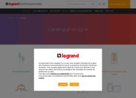 ecatalogue.legrand.fr