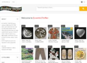 eccentricthrifter.ecrater.com