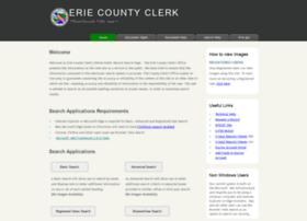 ecclerk.erie.gov