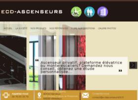 ecd-ascenseurs.fr