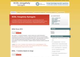 ecdl.ioszia.hu