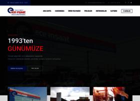 eceinsaat.com