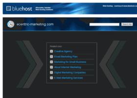 ecentric-marketing.com