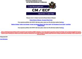 ecf.mowd.uscourts.gov