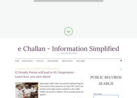 echallan.trafficpolice.co.in