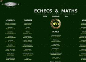 echecsetmaths.com