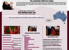 echildcare.com.au