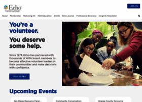 echo-ca.org