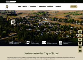 echo-oregon.com