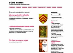 echodesmots.info