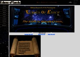 echoesofenoch.com