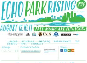 echoparkrising2014.dola.com