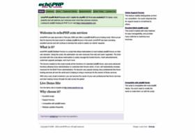 echophp.com