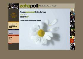 echopoll.com