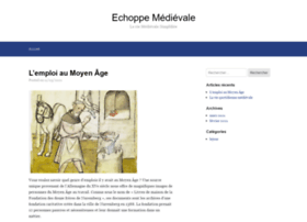 echoppemedievale.com