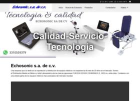 echosonic.com.mx