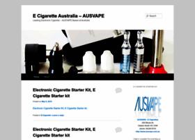 ecigaretteaustralia.wordpress.com