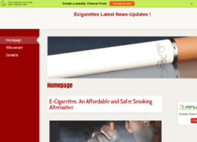 ecigarettes-news.1minutesite.co.uk