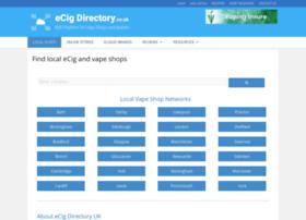 ecigdirectory.co.uk