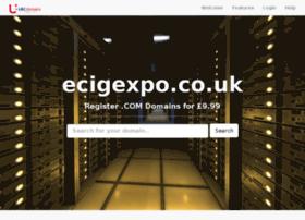 ecigexpo.co.uk