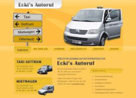 eckis-autoruf.com