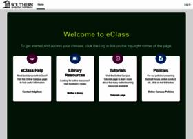 eclass.e.southern.edu