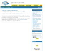 eclassifieds.chiroweb.com