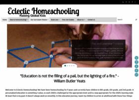 eclectic-homeschool.com