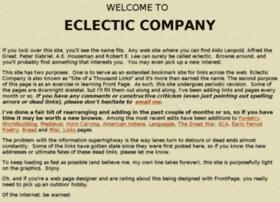 eclecticco.net