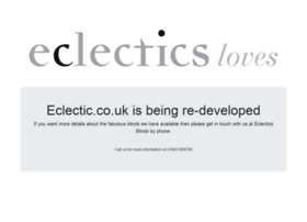 eclectics.co.uk