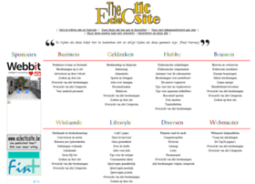 eclecticsite.be