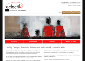 Eclectikfurniture.com.au