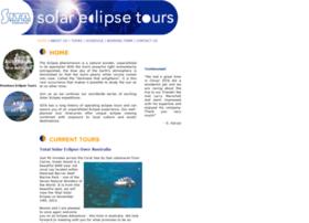 eclipsetours.net